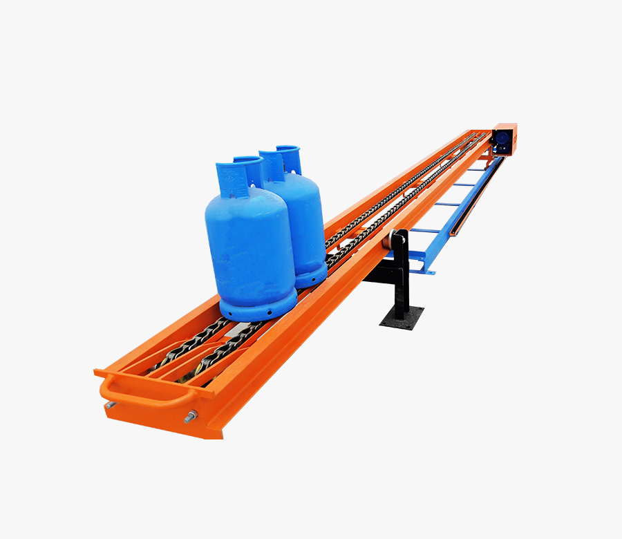 Telescopic Cylinder Conveyor
