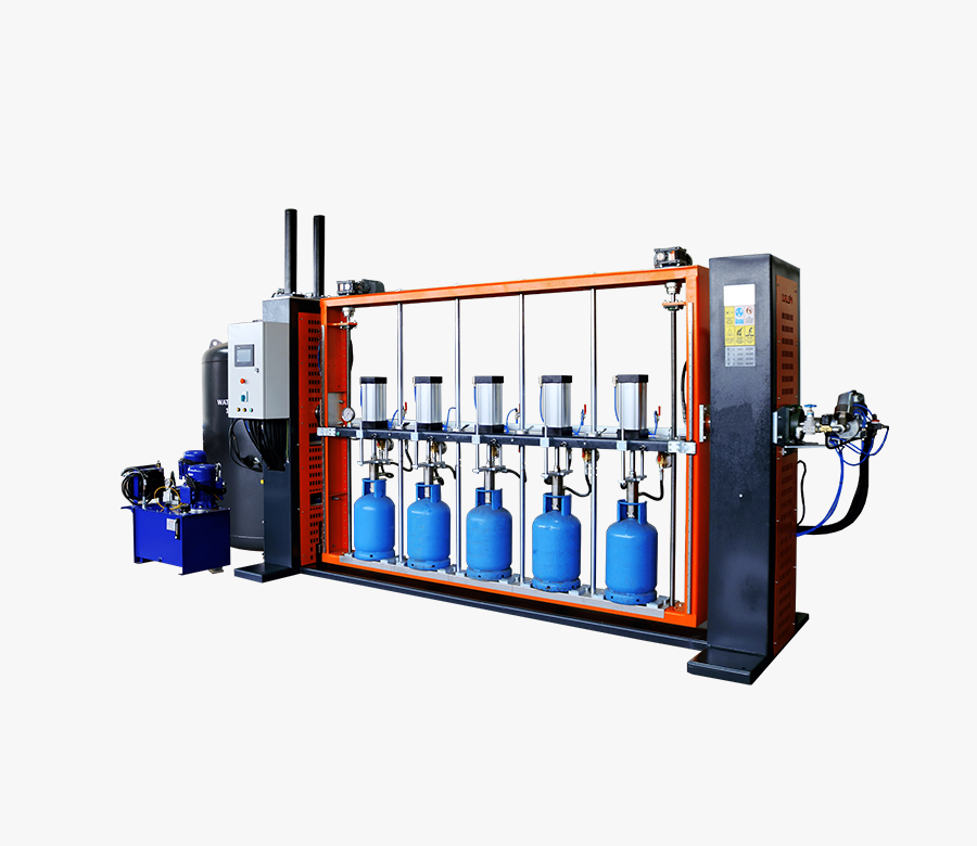 Cylinder Hydrostatic Test Machines