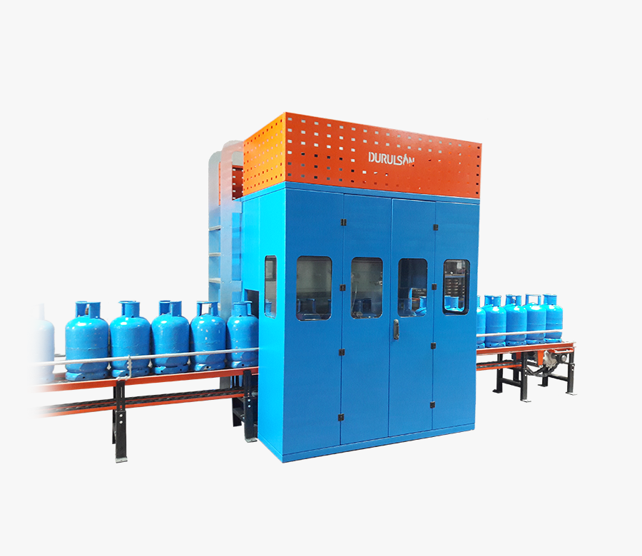 Cylinder Painting Machine